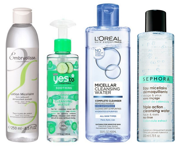 Micellar-Water-Embrylolisse-Yes-to-Cucumbers-L'Oreal-Sephora