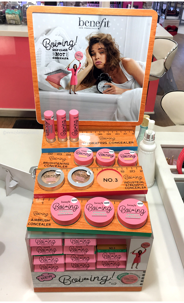 Benefit-Cosmetics-display-in-Ulta