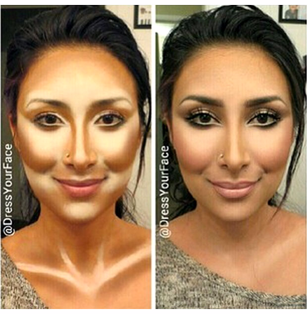Have you tried HAC-ing yet (highlighting and contouring)? Check out this post for a full breakdown.