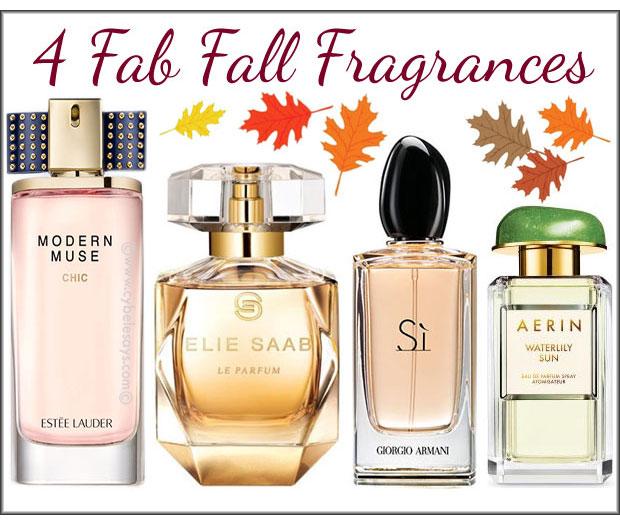 Four-Fab-Fall-Fragrances