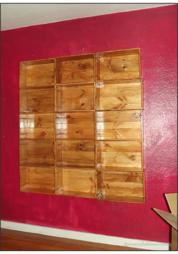Bookcase-finish-and-on-the-wall