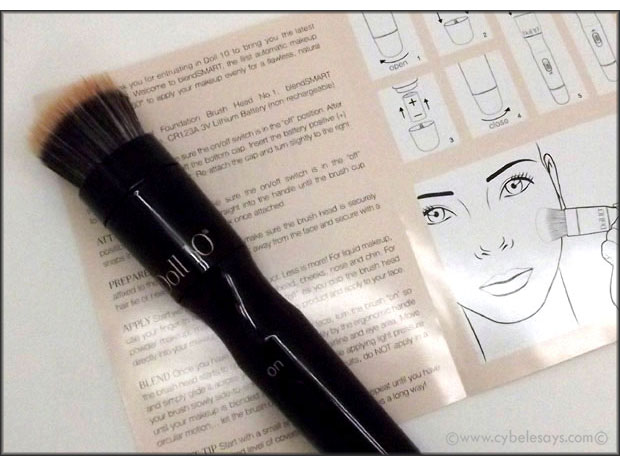 Doll-10-blendSMART-for-Doll-10-Beauty-brush-and-directions