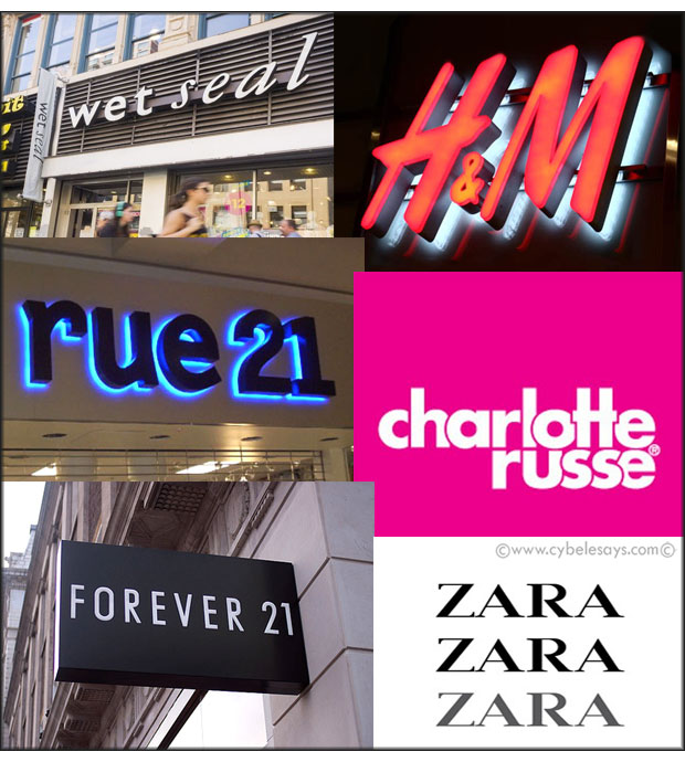 Fast-fashion-companies
