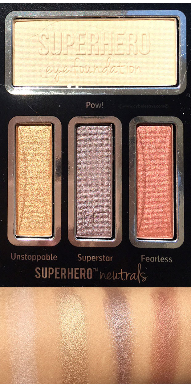 IT-Cosmetics-Superhero-Eye-Transforming-Anti-Aging-Super-Palette-neutrals-swatches-up-close