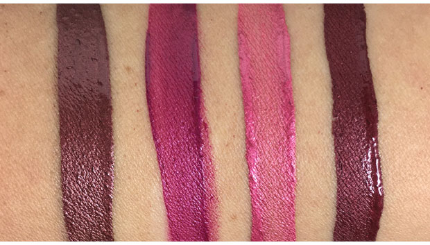 Milani-Amore-Matte-Metallic-Lip-Creme-swatches