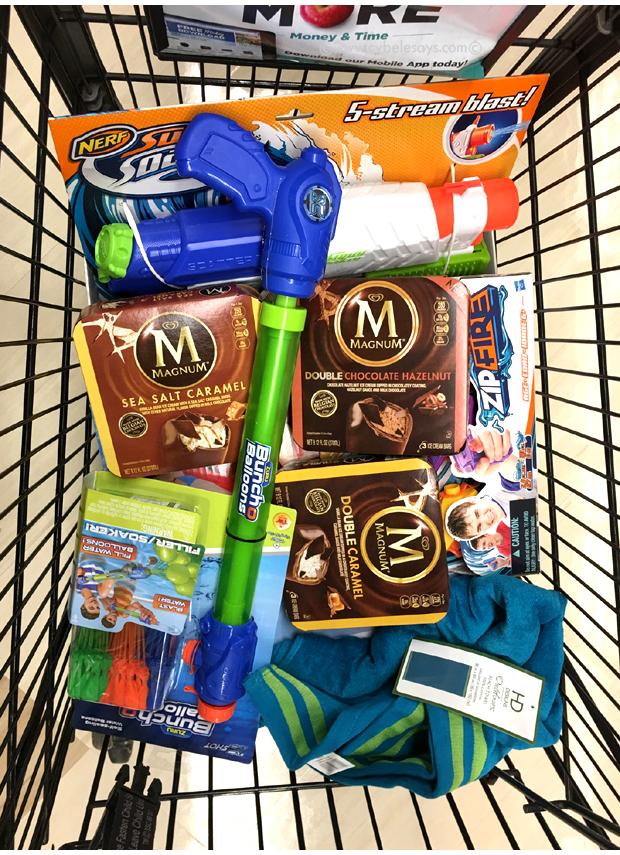 Magnum-Ice-Cream-in-my-cart