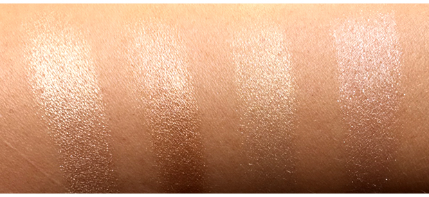 Sleek-MakeUP-Highlight-Palette-in-Cleopatra's-Kiss-swatches