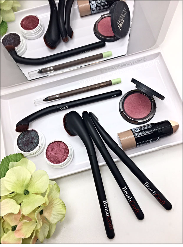 Cybele Says shares a review of the Brushcraft line of brushes from popular makeup brush brand Artis.