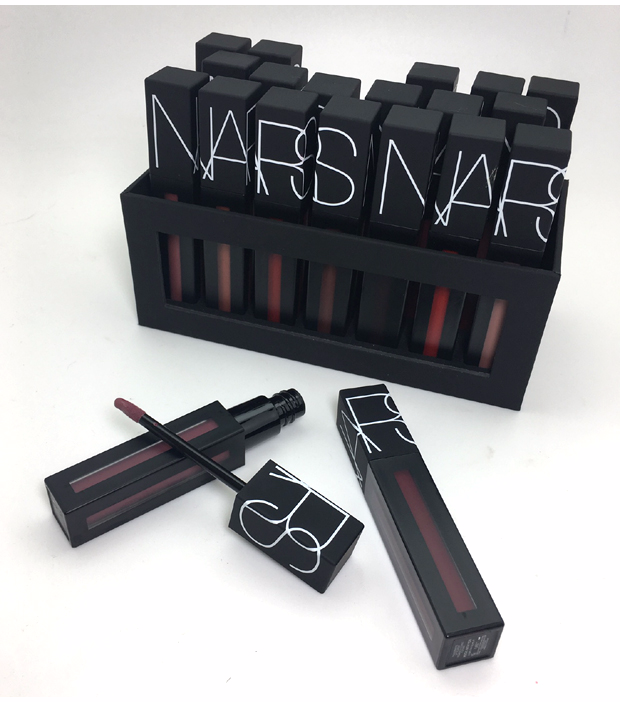 A full review and swatches of the Nars Powermatte Lip Pigments.