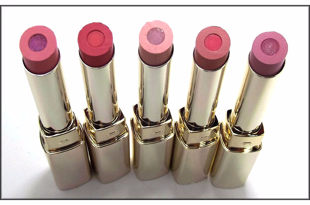 Dolce & Gabbana Passion Duo Gloss Fusion Lipsticks, a full review & swatches of the new shades added to the collection.