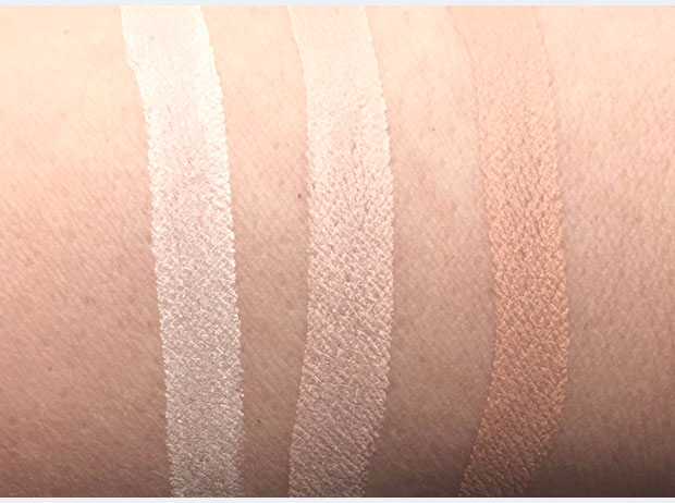 A quick look and swatches of the new Maybelline Brow Precise products.