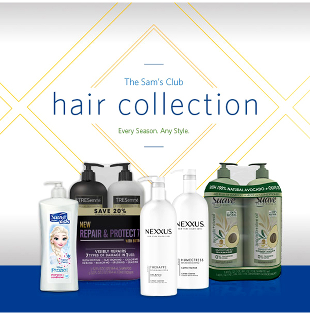 Sams-Club-hair-collection