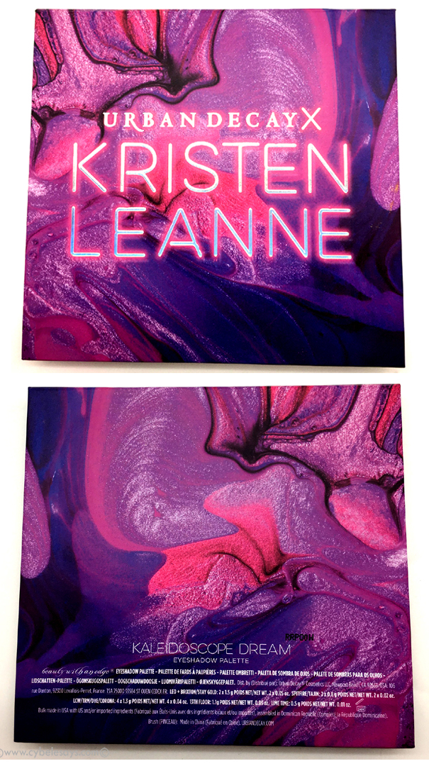 Urban-Decay-x-KRISTEN-LEANNE-Kaleidoscope-Dreams-front-and-back-of-palette