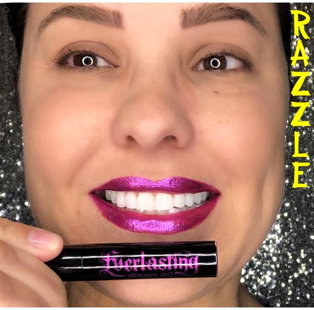 Kat-Von-D-Everlasting-Glimmer-Veil-in-Razzle-on-lips
