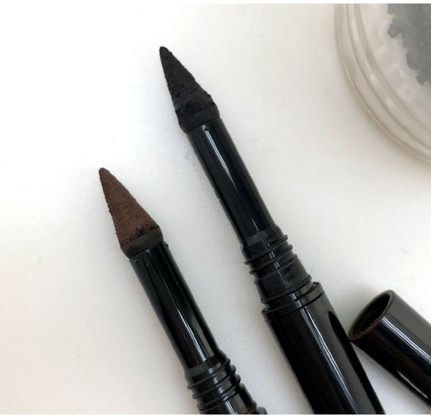Buxom-SexySmoky-Kajal-PowderLiner-Eyeliners-up-close