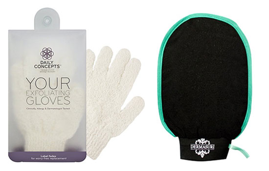 Daily-Concepts-Exfoliating-Gloves-and-Dermasuri-Glove