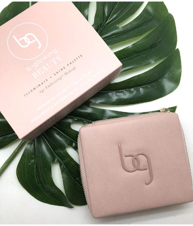 B-Glowing-Illuinate-+-Shine-Palette-box-and-zippered-case