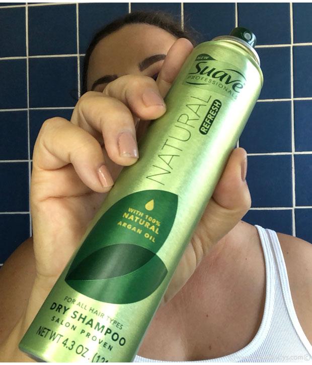 Suave-Green-Dry-Shampoo
