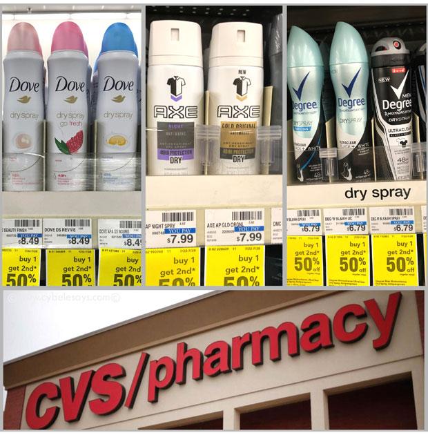 Dry-Sprays-at-CVS-Dove-AXE-and-Degree