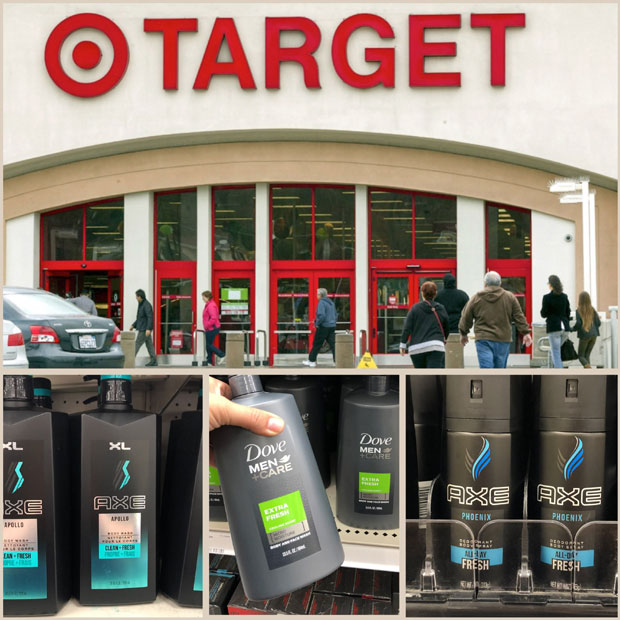 Men's-Unilever-products-at-Target