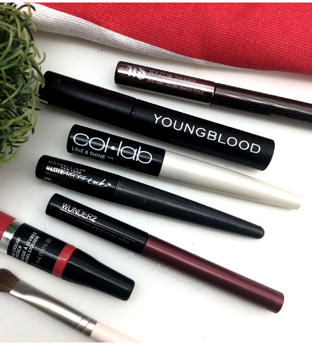 5-Favorite-Non-Black-Sparkly-Liquid-Liners-from-Wunder2-Maybelline-Col-lab-Youngblood-Urban-Decay