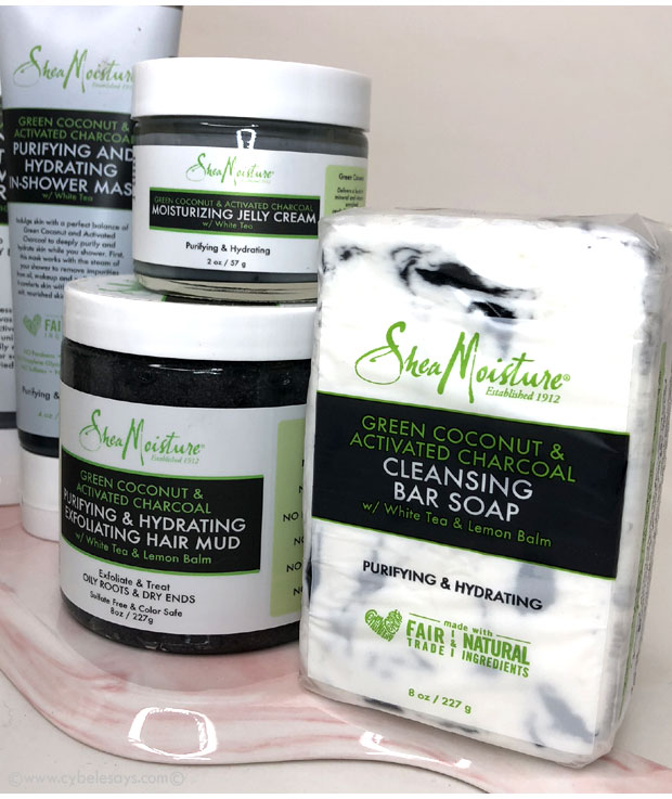 Shea-Moisture-Green-Coconut-&-Activated-Charcoal-products