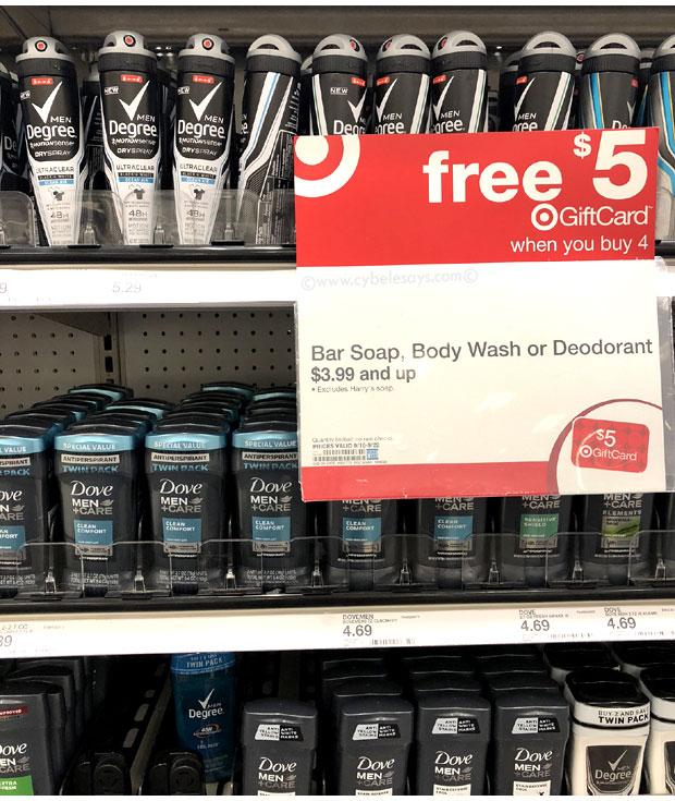 Men's-Degree-Dove-Men+Care-and-Dove-Men-on-the-Target-shelves
