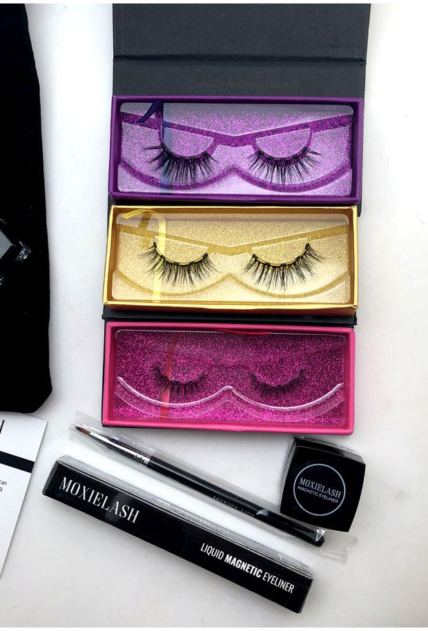 Moxie-Lash-boxes-of-false-lashes-liquid-liner-and-liner