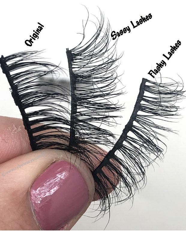 Different-lash-styles-from-MoxieLash-magnetic-eyelashes