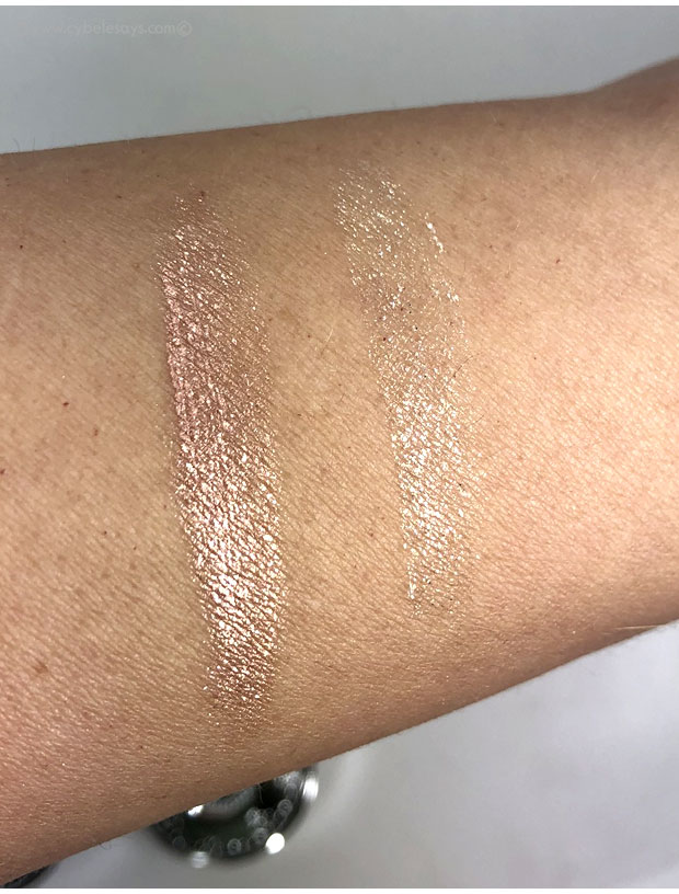 Jill-Stuart-Beauty-Jelly-Eye-Color-in-02-Nude-Dazzle-and-03-Brown-Bijou-swatches