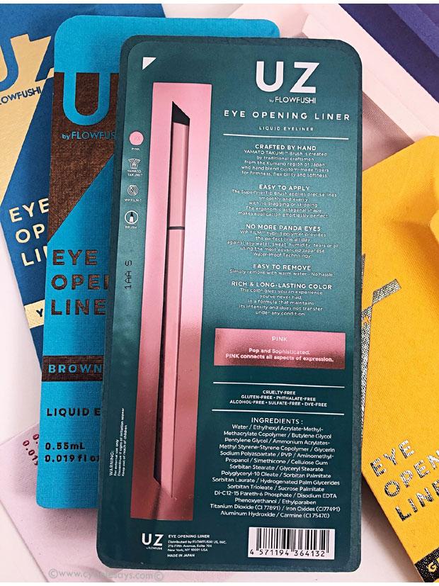 UZ-Eye-Opening-Liner-packaging
