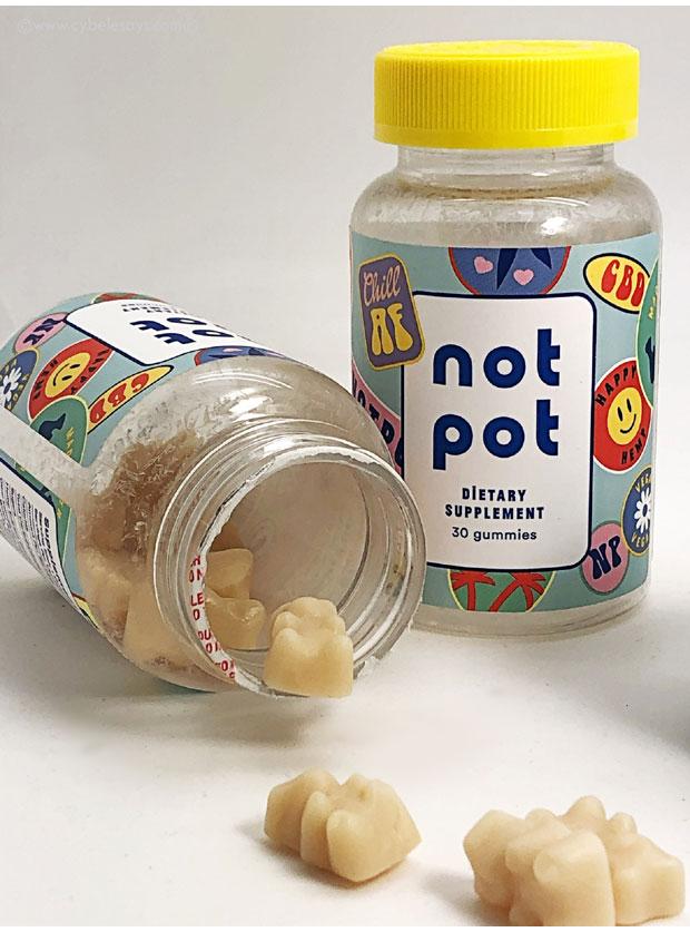 Not-Pot-CBD-Gummies