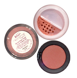Mineralblushes